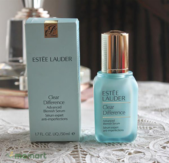 Estee Lauder Clear Difference Advanced Blemish mang lại cảm giác dễ chịu