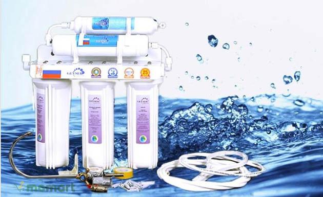 Cách sử dụng máy lọc nước
