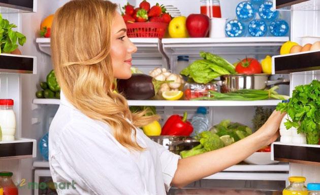 Khắc phục sự cố và sử dụng tủ lạnh hiệu quả