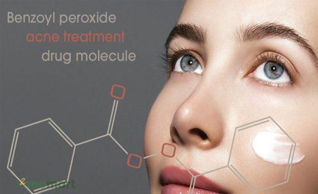 Benzoyl peroxide là gì