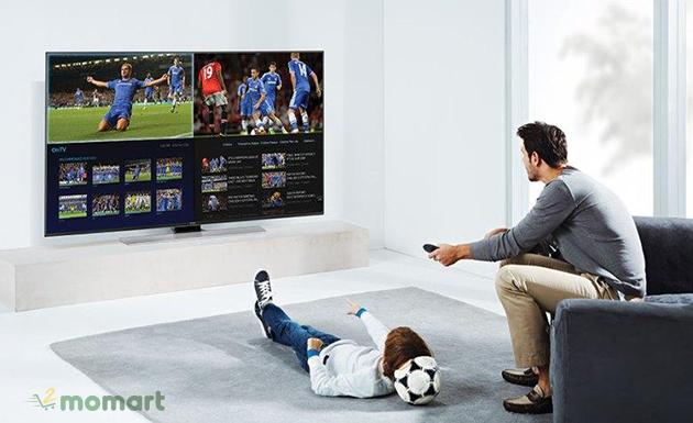 Sử dụng tivi an toàn và bền đẹp với thời gian