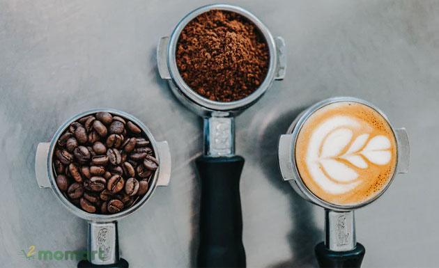 Cách pha cafe chuẩn vị