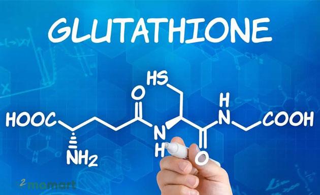 Chất Glutathione dưỡng trắng