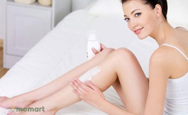 Dùng kem body đúng cách chăm sóc da mỗi ngày sáng mịn hơn