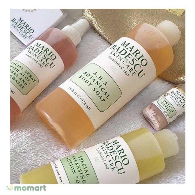 Mario Badescu A.H.A Botanical Body Soap an toàn
