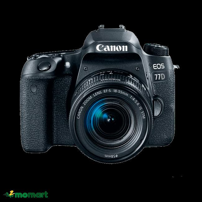 Máy ảnh Canon 77D + Lens 18-55mm IS STM chính hãng