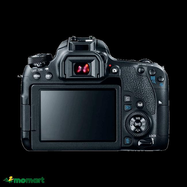 Máy ảnh Canon 77D + Lens 18-55mm IS STM giá tốt