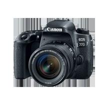 Canon 77D + Lens 18-55mm IS STM được nhiều người yêu thích