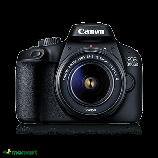 Máy ảnh Canon EOS 3000D Lens EF-S 18 - 55mm III chính hãng