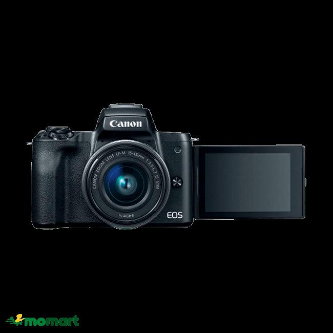Máy Ảnh Canon EOS M50 + Kit 15-45mm bán chạy