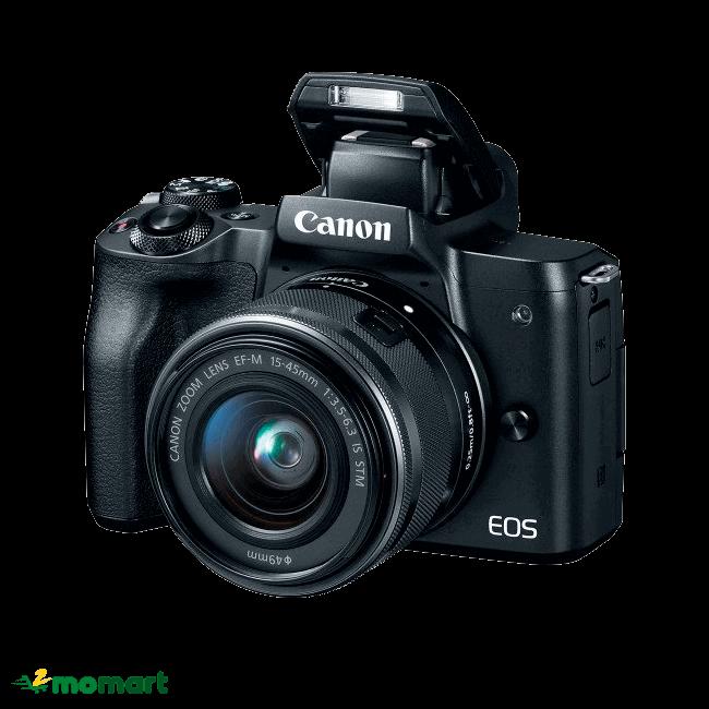 Máy Ảnh Canon EOS M50 + Kit 15-45mm cao cấp