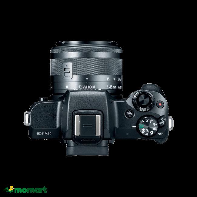 Máy Ảnh Canon EOS M50 + Kit 15-45mm chất lượng