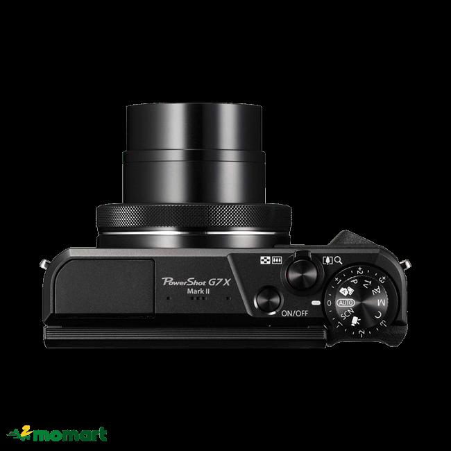 Máy Ảnh Canon Powershot G7X Mark II được yêu thích