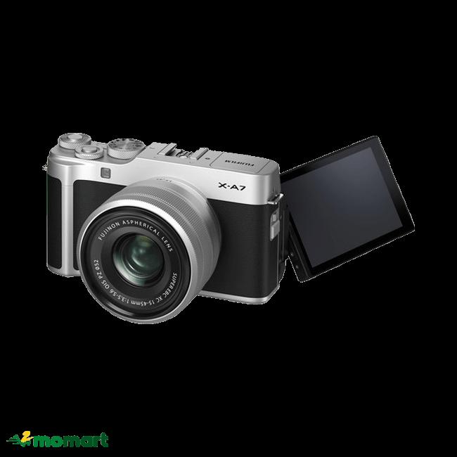 Máy ảnh Fujifilm X-A7 + Lens 15-45mm chất lượng