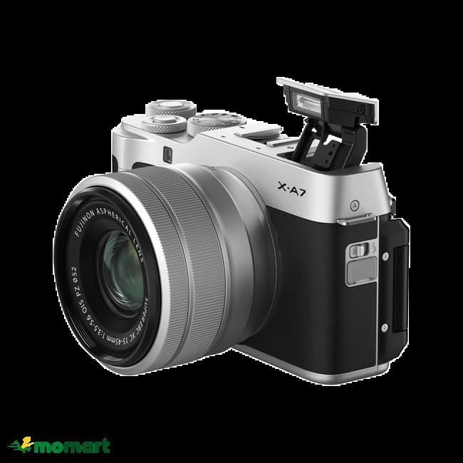 Máy ảnh Fujifilm X-A7 + Lens 15-45mm chụp ảnh tốt