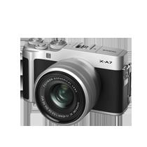 Fujifilm X-A7 + Lens 15-45mm có thiết kế gọn nhẹ và màu sắc đẹp
