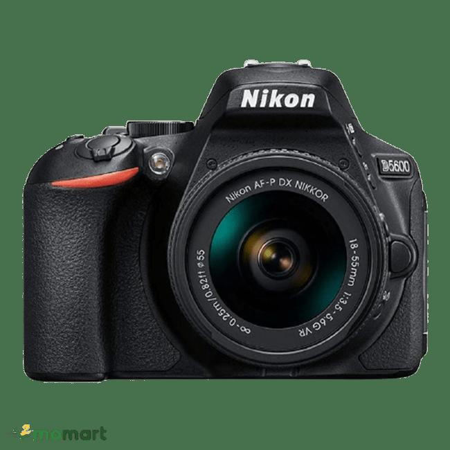 Máy Ảnh Nikon D5600 chụp trực diện