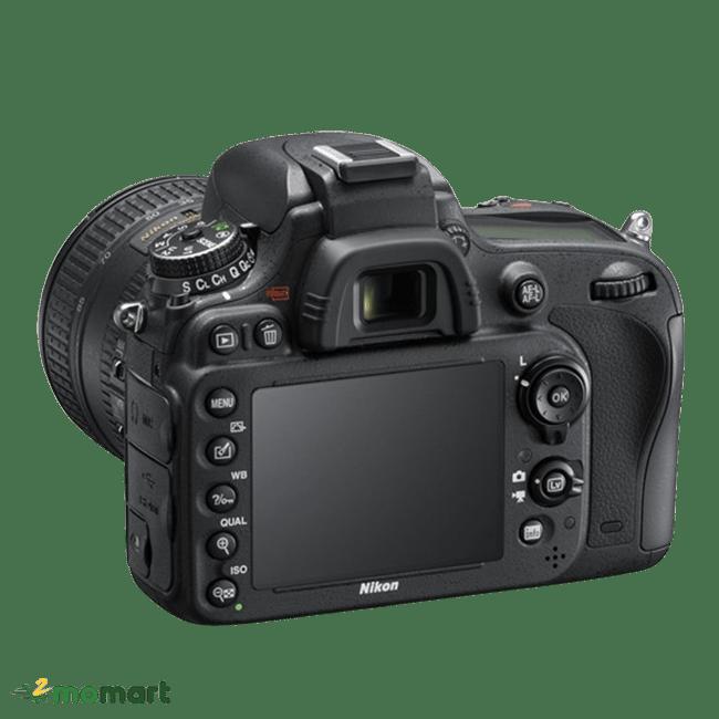 Màng hình của máy ảnh Nikon D610