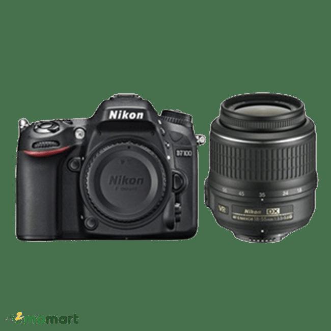 Ống kính của máy ảnh Nikon D7100
