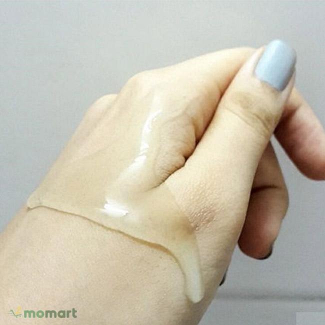 Chất gel siêu thấm của Papulex Moussant Soap Free Cleansing Gel