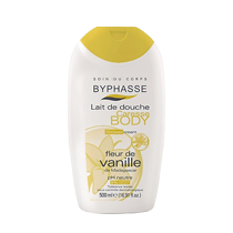 Sữa tắm Byphasse giúp da sáng khỏe tự nhiên