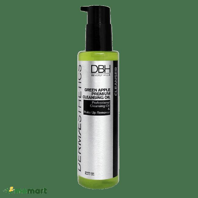 Thiết kế của DBH Green Apple Premium Cleansing Oil