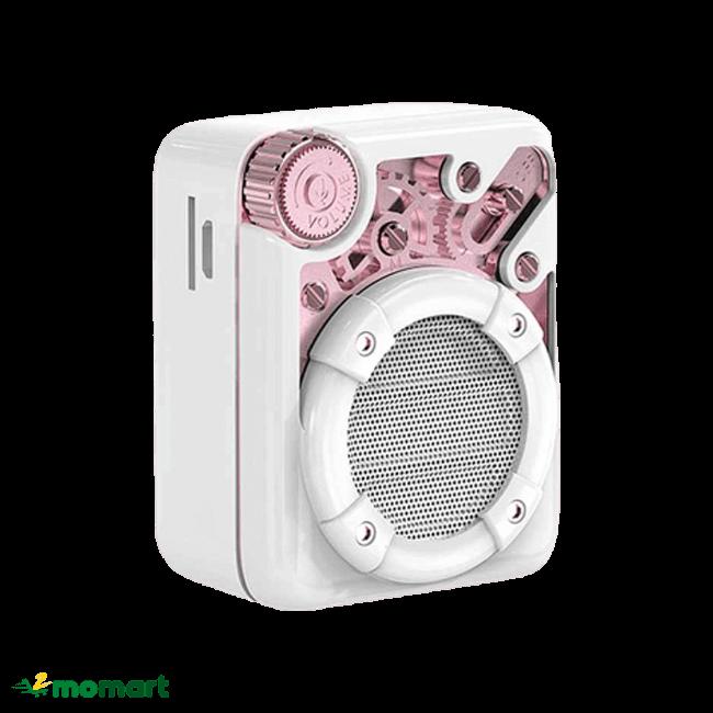 Loa Bluetooth Divoom Espresso thiết kế đẹp mắt
