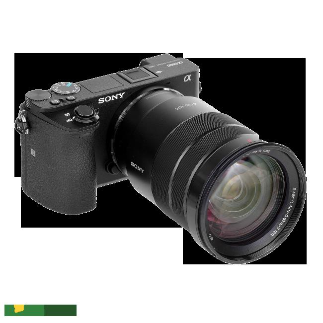 Máy ảnh Sony A6500 dễ sử dụng