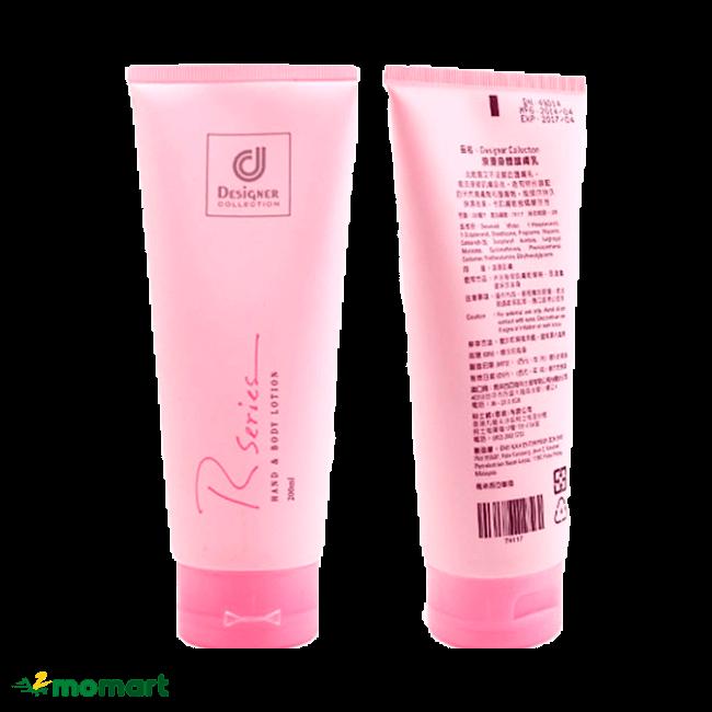 Sữa dưỡng thể Rseries Hand Body Lotion làm sạch da