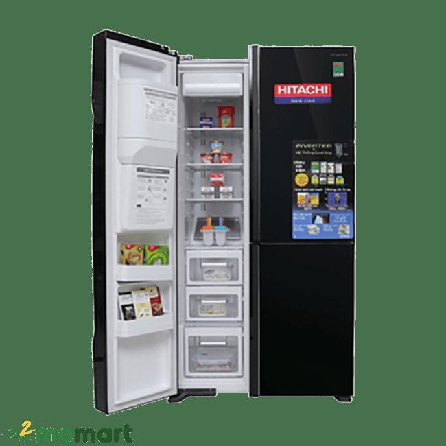 Cửa tủ của tủ Lạnh Hitachi R-M700GPGV2