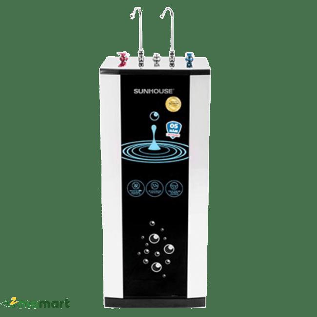 Máy lọc nước RO nóng lạnh Sunhouse SHR76210CK