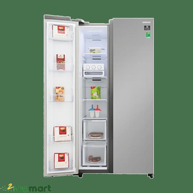 Tủ Lạnh Samsung RS62R5001M9/SV