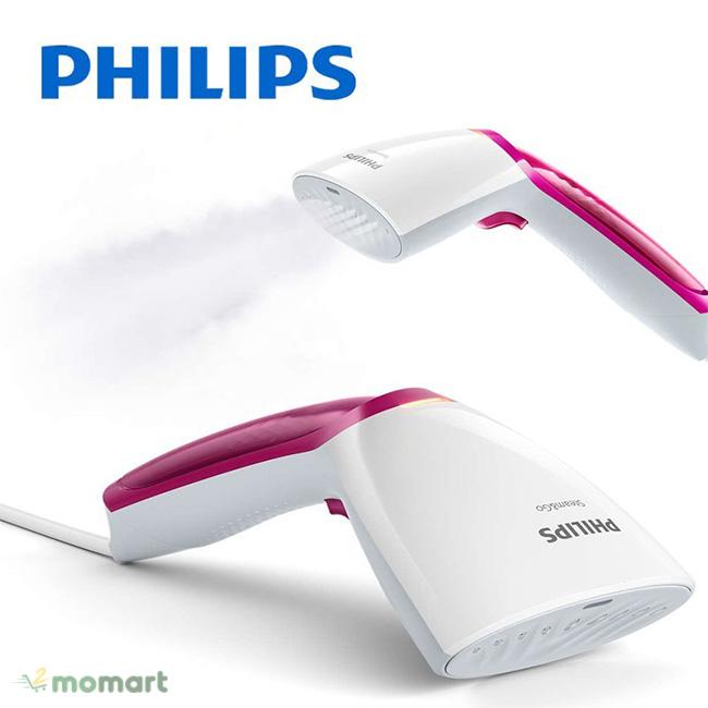 Thiết kế của bàn ủi hơi nước cầm tay Philips GC350