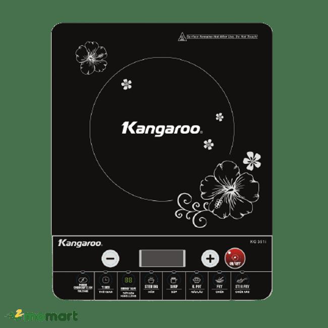 Bếp Điện Từ Kangaroo KG351i an toàn