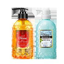 Combo sữa tắm Moist Diane Body Soap