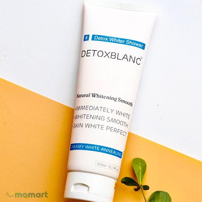 Hình thật của Creamy White Annealing Detox BlanC