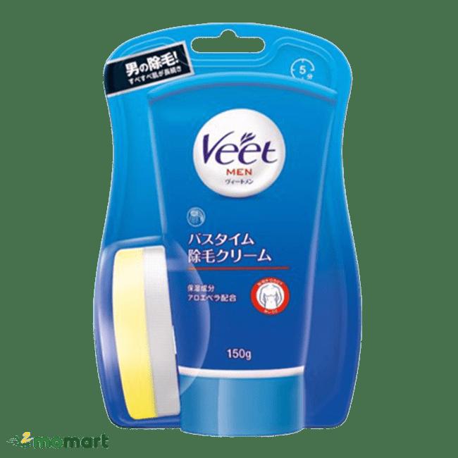 Kem tẩy lông Veet cho nam chính hãng
