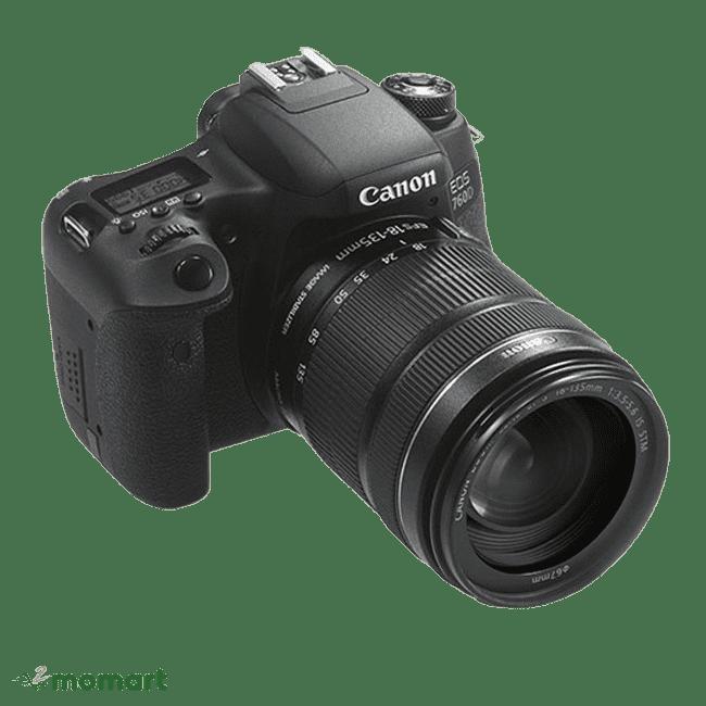 Máy ảnh Canon 750D chất lượng
