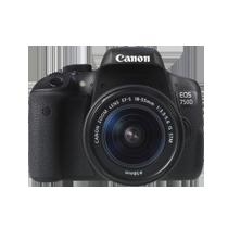 Máy ảnh Canon 750D tiện lợi