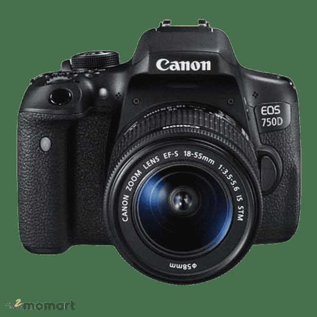 Máy ảnh Canon 750D giá tốt
