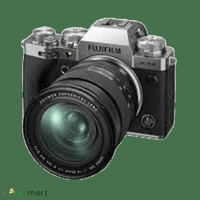 Máy ảnh Fujifilm X-T4 ống kính lớn