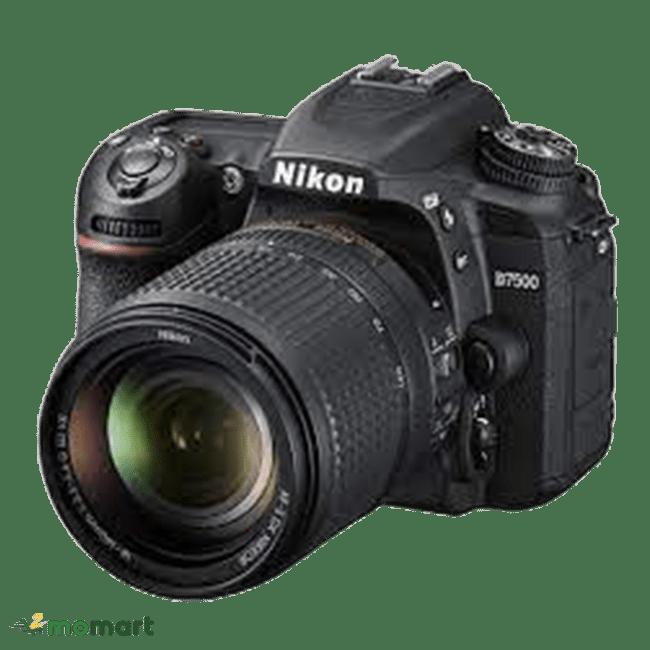 Máy ảnh Nikon D7500 có ống kính
