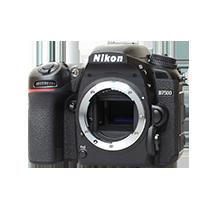 Máy ảnh Nikon D7500