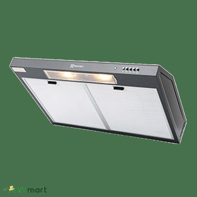 Máy Hút Mùi bếp Electrolux EFT7516K chuoj nghiêng