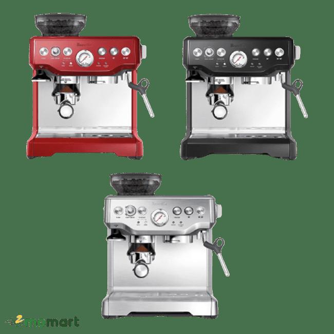Các phiên bản của Máy pha cà phê Breville 870
