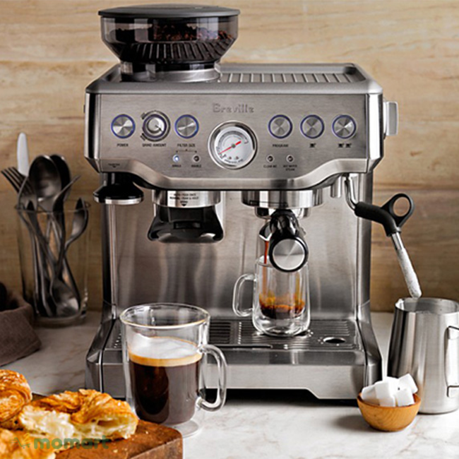 Hình thật của Máy pha cà phê Breville 870