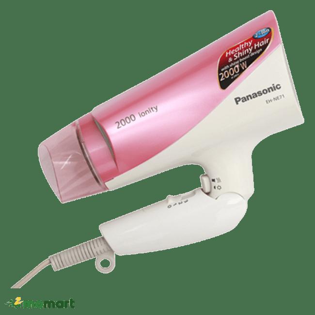 Panasonic EH-NE71-P645 gọn nhẹ