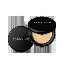 Karadium Collagen Smart Sun Pact thiết kế sang trọng