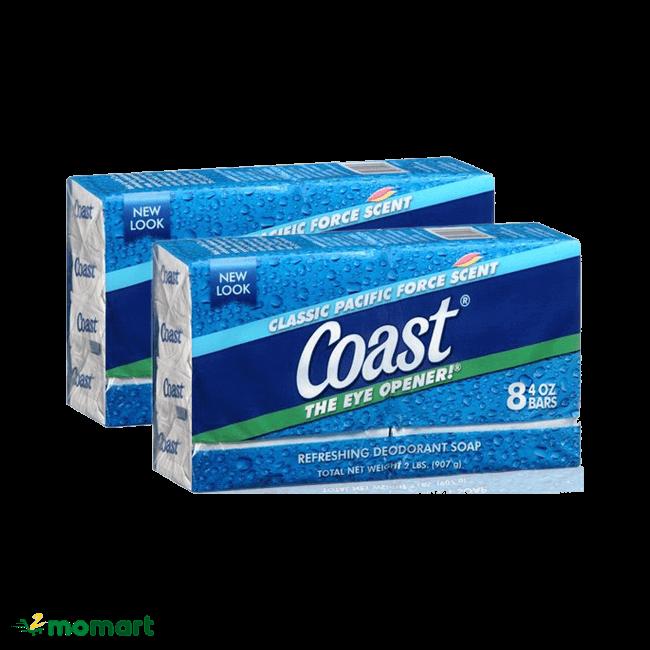 Xà phòng Coast có mức giá rẻ