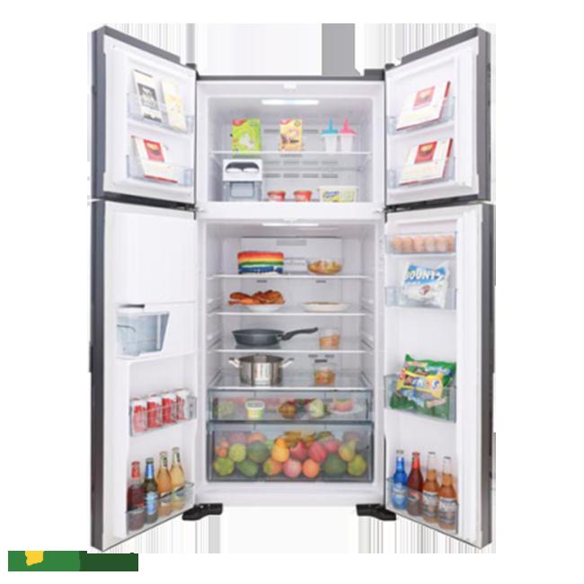 Tủ lạnh Hitachi R-FW690PGV7